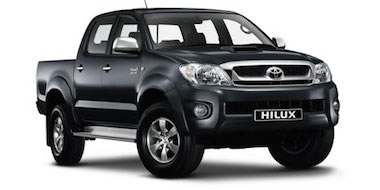 Toyota HiLux Single- and Double-cab Leasing