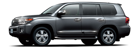 Toyota LandCruiser and Prado Rentals
