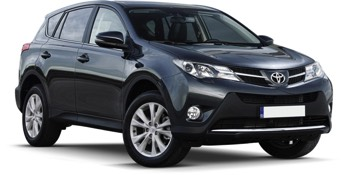 Rav-4 and SUV Rentals